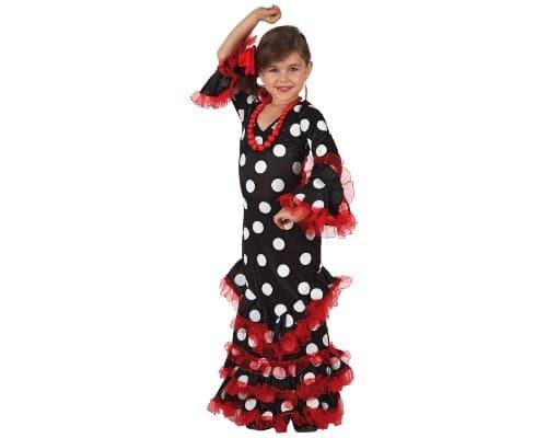 18dbc9edf Disfraz de sevillana y flamenca para niño - 👶🏻 Ser Papis