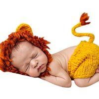 Disfraz de leon para niño