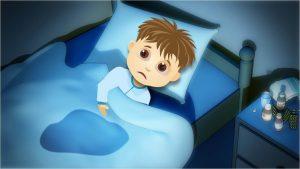 Enuresis nocturna infantil