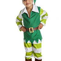 disfraz de duende para niño