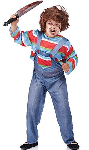 Disfraz De Chucky Para Ninos Ser Papis