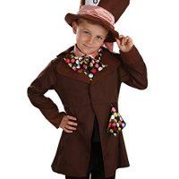 disfraz del sombrerero loco para niño