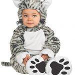 Disfraz de gato para bebe